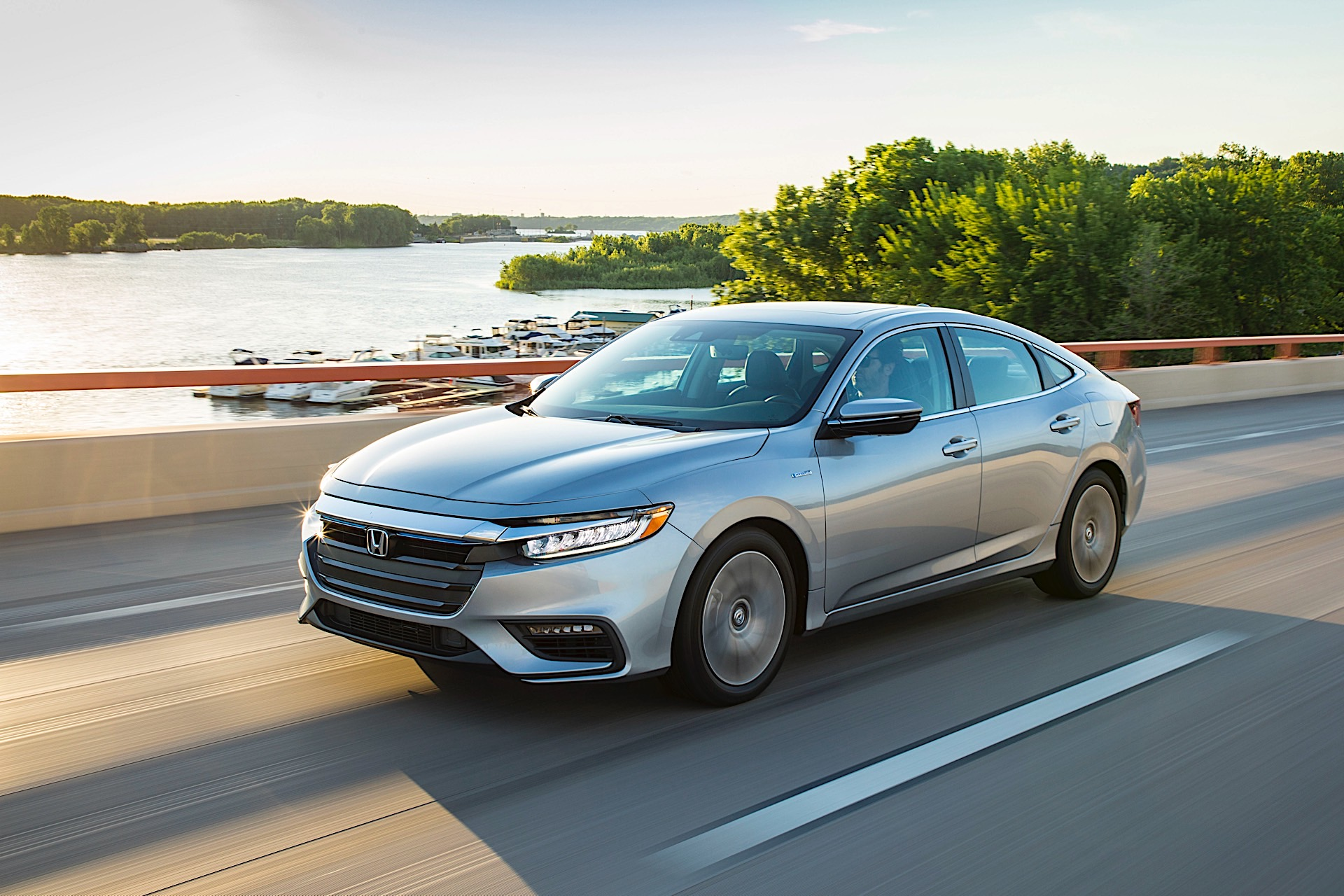 2021 Honda Insight Touring source