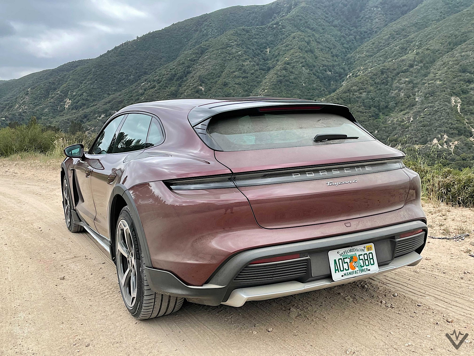 2021 Porsche Taycan Cross Turismo first drive Image from iOS 118 1