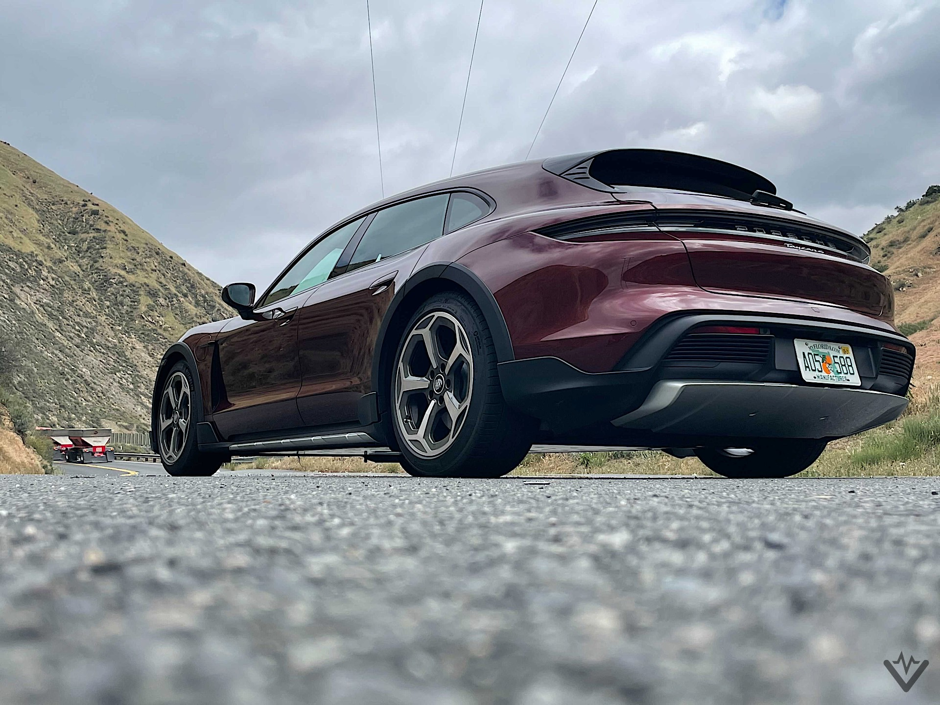 2021 Porsche Taycan Cross Turismo first drive Image from iOS 125 1